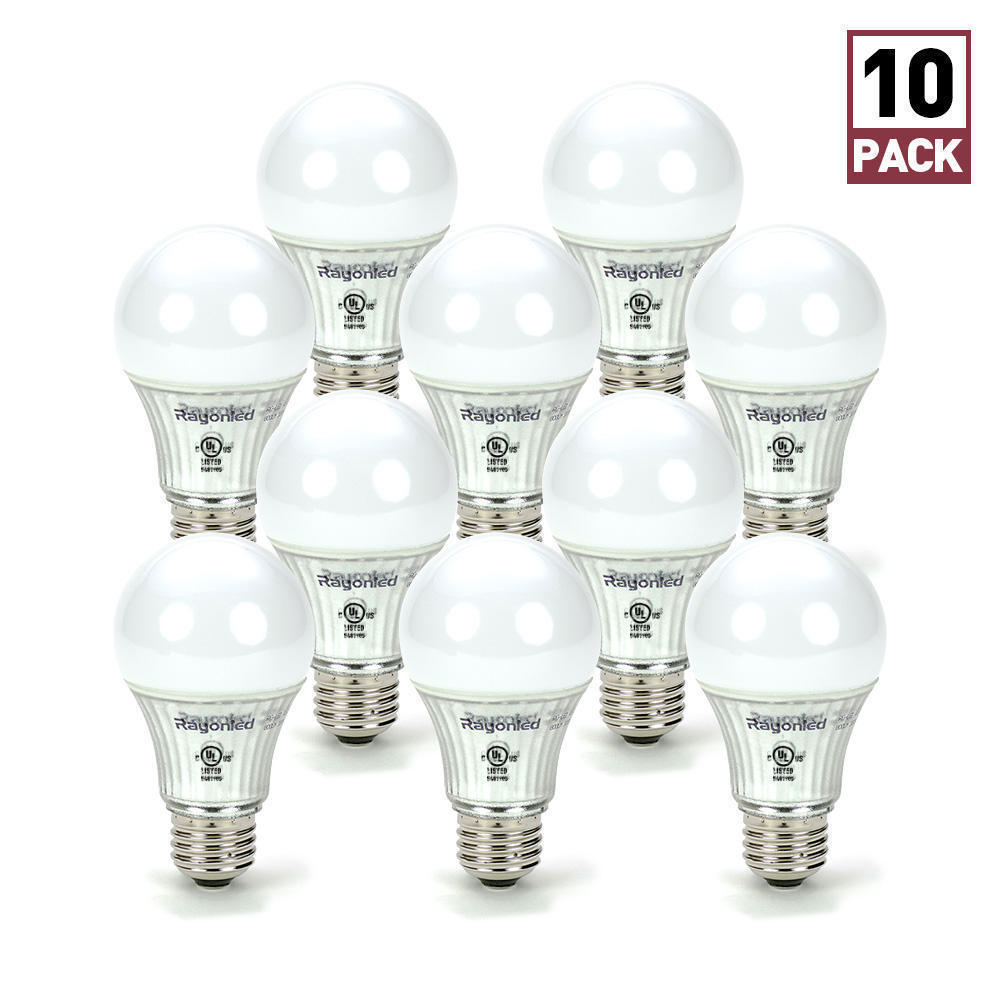 A19 Dimmable LED Bulb 6W from Living.ca
