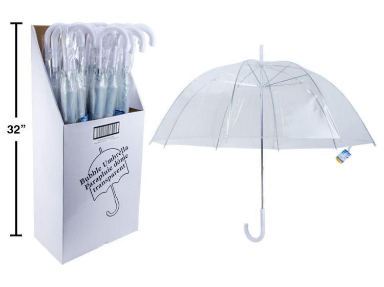 Buy the cheapest transparent umbrella deal online!