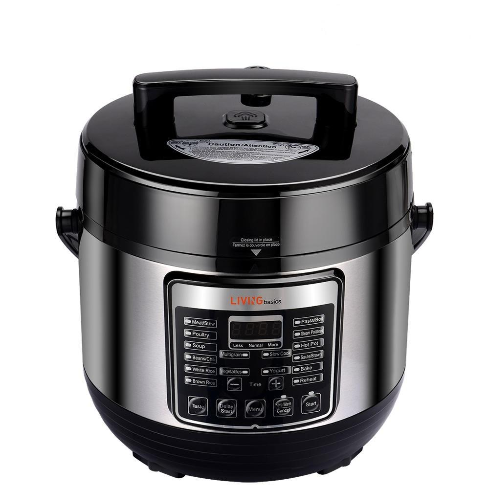 Cheaper Than Instant Pot Livingbasic 16 In One