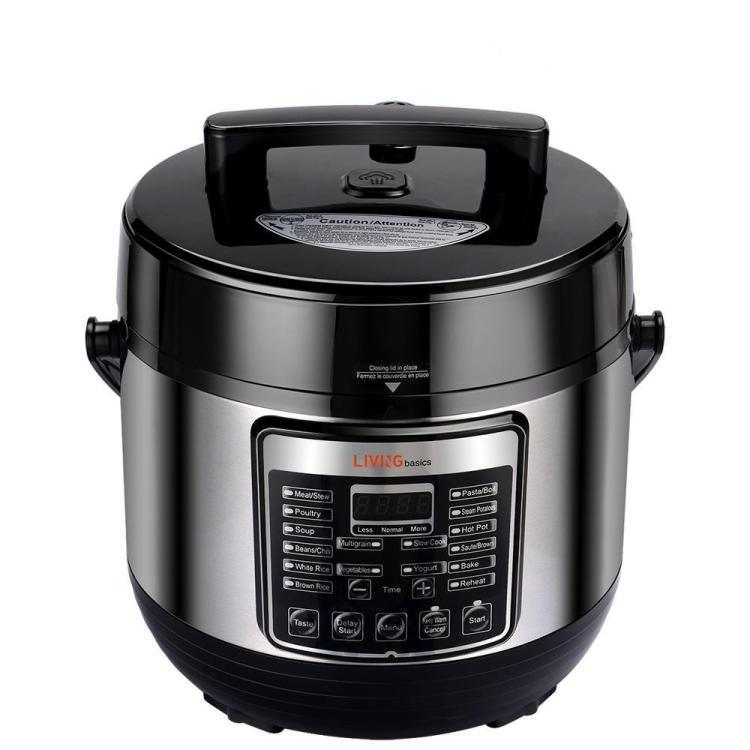 16 in one pressure cooker from living.ca