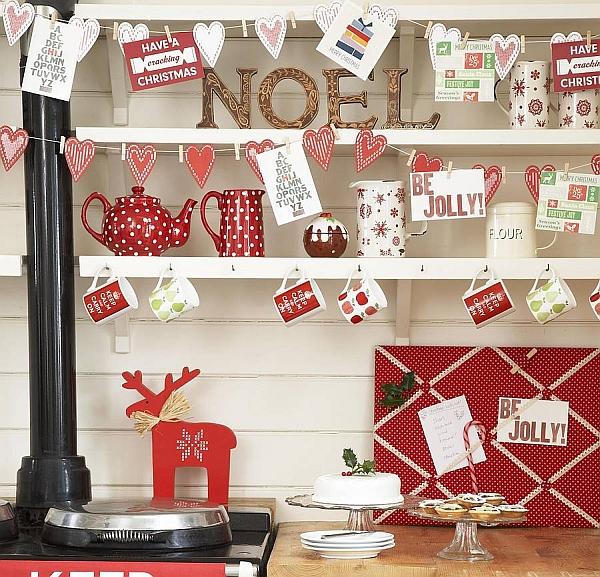 Colorful-Christmas-Kitchen-Idea