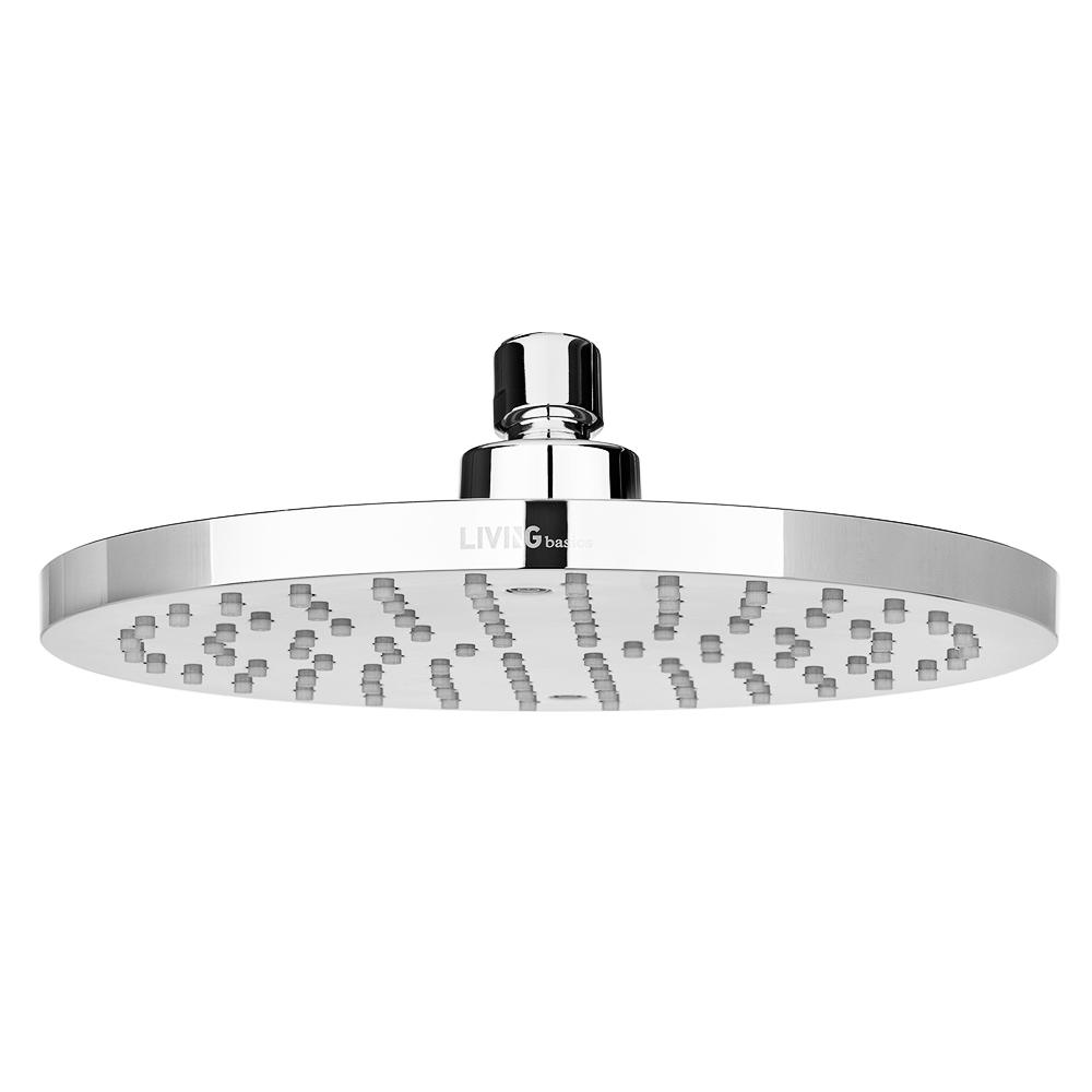 Living Basic shower head from living.ca
