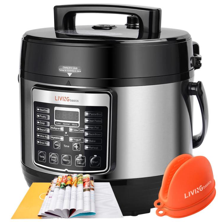 LivingBasic Programmable pressure cooker