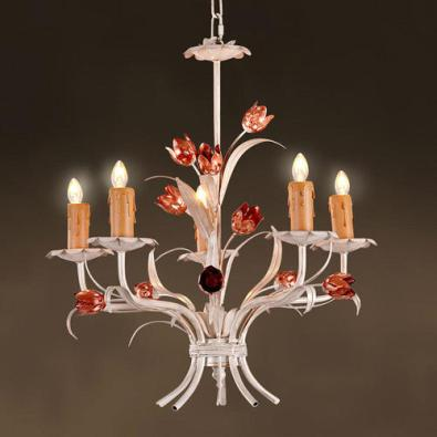 medium_plus_0a1dc-C6070C5-A-Chandeliers-Tulips-White-Hand-Painted-Iron-5-Lights-Min-Chandelier-Art-Nouveau-Lighting-For-Girl-s-Room-Living-Room-Living-Room-Living-Room-C6070C5-A-LightingBox
