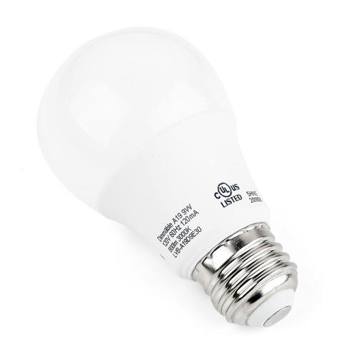 medium_plus_3b613-LIVINGbasics-RO-A19-10W-All-LED-Light-Bulbs-A19-Dimmable-LED-Bulb-9W-60W-Equivalent-E26-3000K-Warm-White-800-Lumens