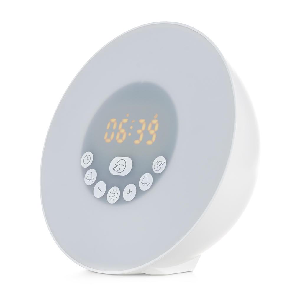 Wake Up Light Alarm Clock with Sunrise Simulator